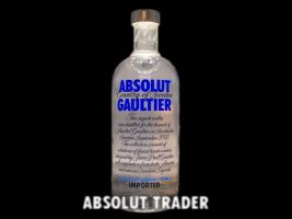 ABSOLUT 80 PROOF VODKA-IMPORTED 750ml