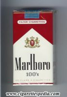 MARLBORO 100 SOFT TOBACCO Pack
