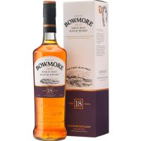 BOWMORE 18 ISLAY SINGLE MALT .750L