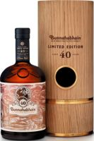 BUNNAHABHAIN 40 YEAR SINGLE MALT SCOTCH .750L