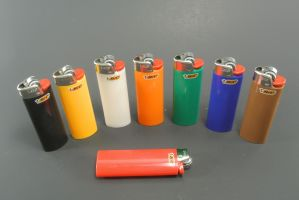 BIC LIGHTER TOBACCO UNIT
