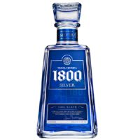1800 SILVER TEQUILA .750L
