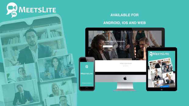 MeetsLite Video Conferencing and Video Sharing Solution Android, iOS, WEB & Windows, Mac, Linux - 10