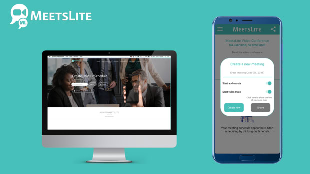MeetsLite Video Conferencing and Video Sharing Solution Android, iOS, WEB & Windows, Mac, Linux - 3