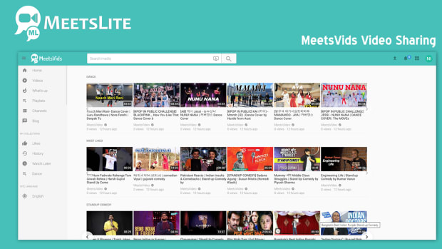 MeetsLite Video Conferencing and Video Sharing Solution Android, iOS, WEB & Windows, Mac, Linux - 11