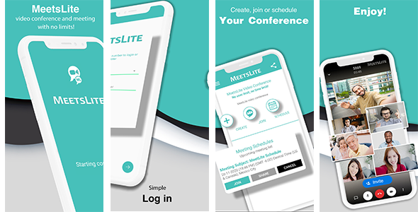 MeetsLite Video Conferencing and Video Sharing Solution Android, iOS, WEB & Windows, Mac, Linux - 20
