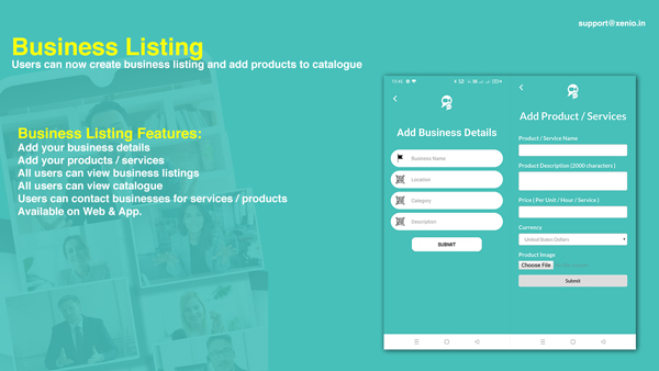 MeetsPro Android, iOS and Web - Realtime Chat, Video Calls & Video Conferences - 1