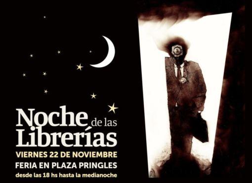 Noche de las librerías Rosario 2019