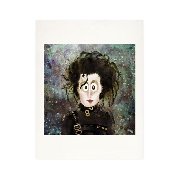 """The Original Edward"" Fine Art Print"