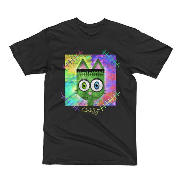 """Frankenkitty"" Men's Classic T-Shirt"