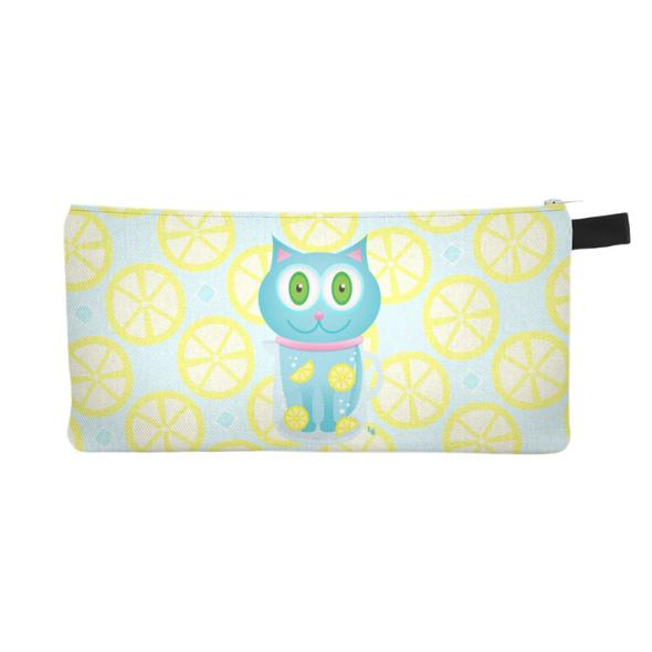 """""""Feeling Refreshed"""" Zipper Pouch"""