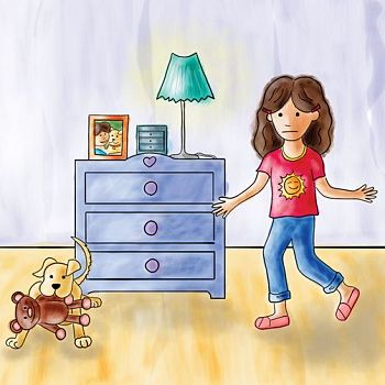 Illustration 8 from JJ Goes to Puppy Class - Digital Illustration