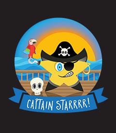 Captain Starrr