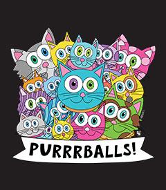 Purrrballs
