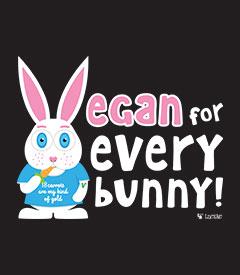 Vegan for Everybunny