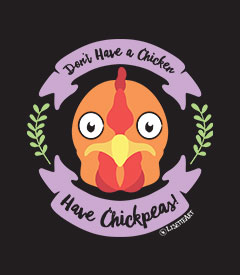 Don't Have a Chicken, Have Chickpeas!