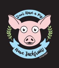 Don't Have a Pig, Have Jackfruit!