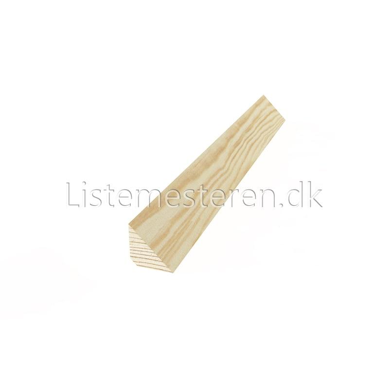 Støbelister fyr 20 x 20 mm