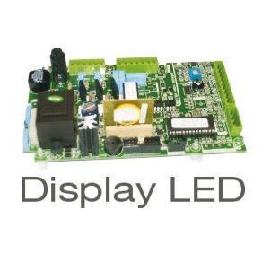 Bundkort til LED display McZ