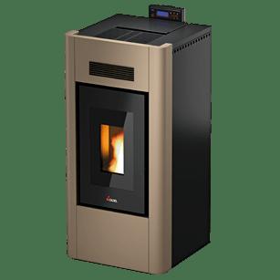 Idro Prince3 16 lys Bronze  4,7 - 16,2 kW