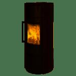 Wiking Luma 6 med varmemagasin og fedtsten