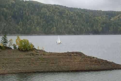 Krasnoyarsk Reservoir