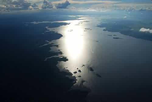 Lake Guri