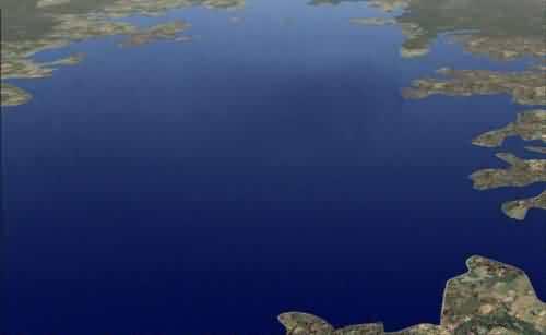 Lake Kariba - Largest Man-made Lakes in the World