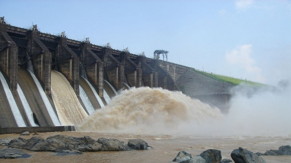 List of Largest Dams in India