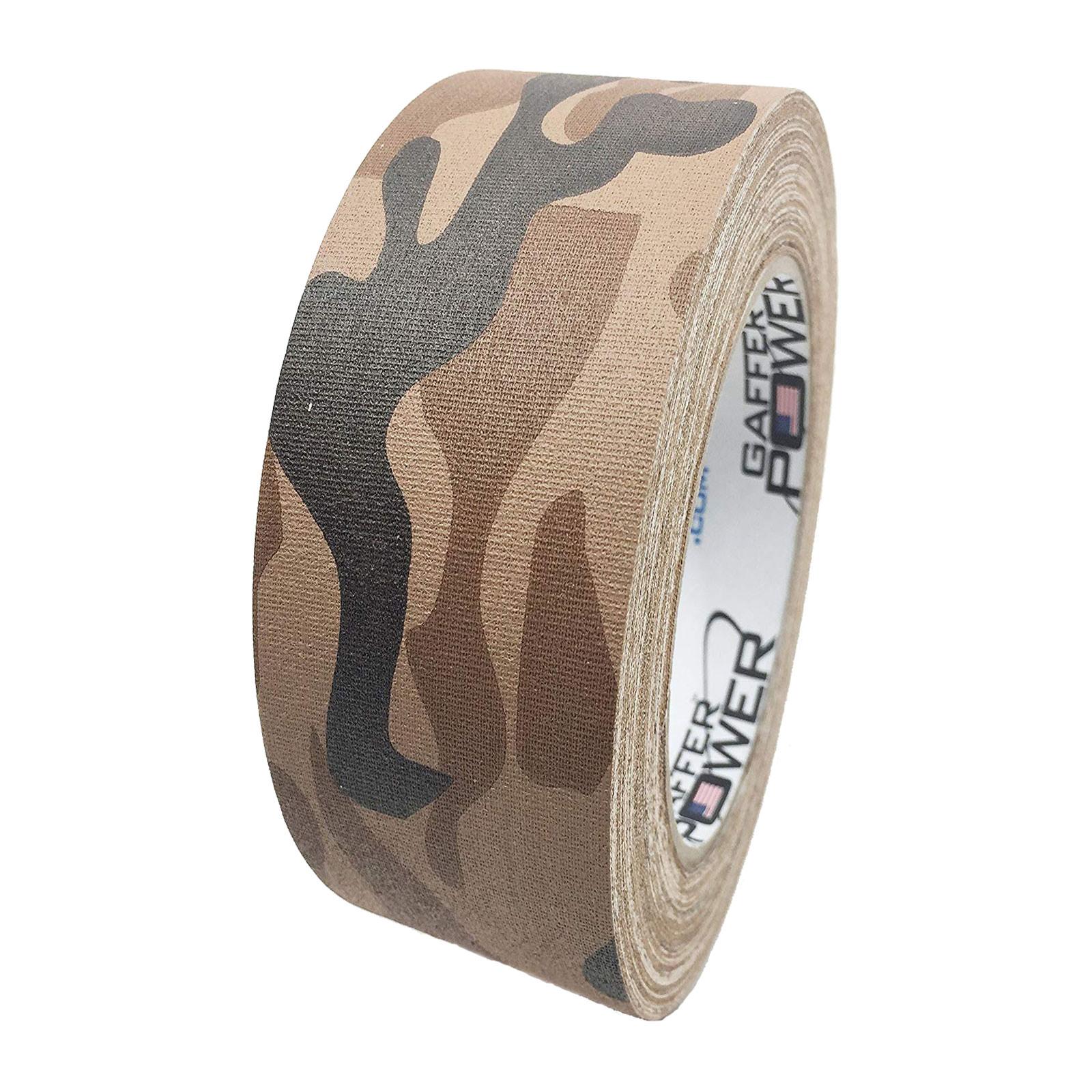 Camouflage Gaffer Tape
