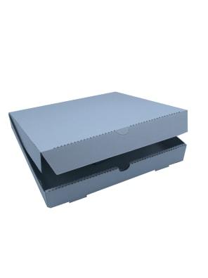 Pizza krabice bílá 310x310x45mm