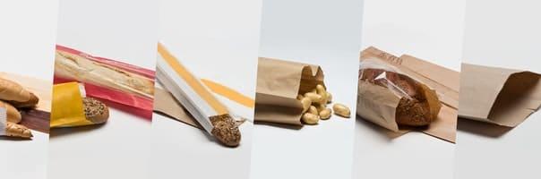 Papírové sáčky na pečivo