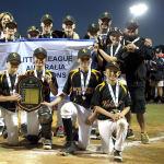 2018 LLBWS Australia Region Champions