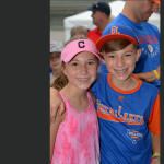 boy and girl smiling llws