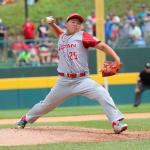 JPN pitcher