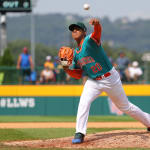 latin america pitcher