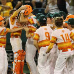 southwest home plate celebration