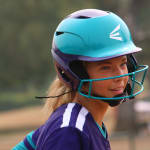 softball player smiling llsbws