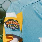 adidas uniform 2019 LLBWS patch