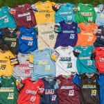 adidas 2019 LLWS uniforms
