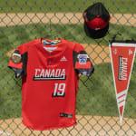 adidas 2019 LLBWS Canada Uniform