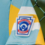 adidas 2019 LLWS Patch on Uniform