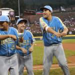 Luke Ramirez dancing