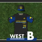 LLSB West B uniform