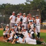 North Regina Little League Team Photo