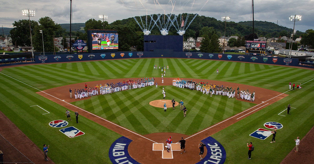 MLB and Little League International Launch Ticket Sweepstakes for ...
