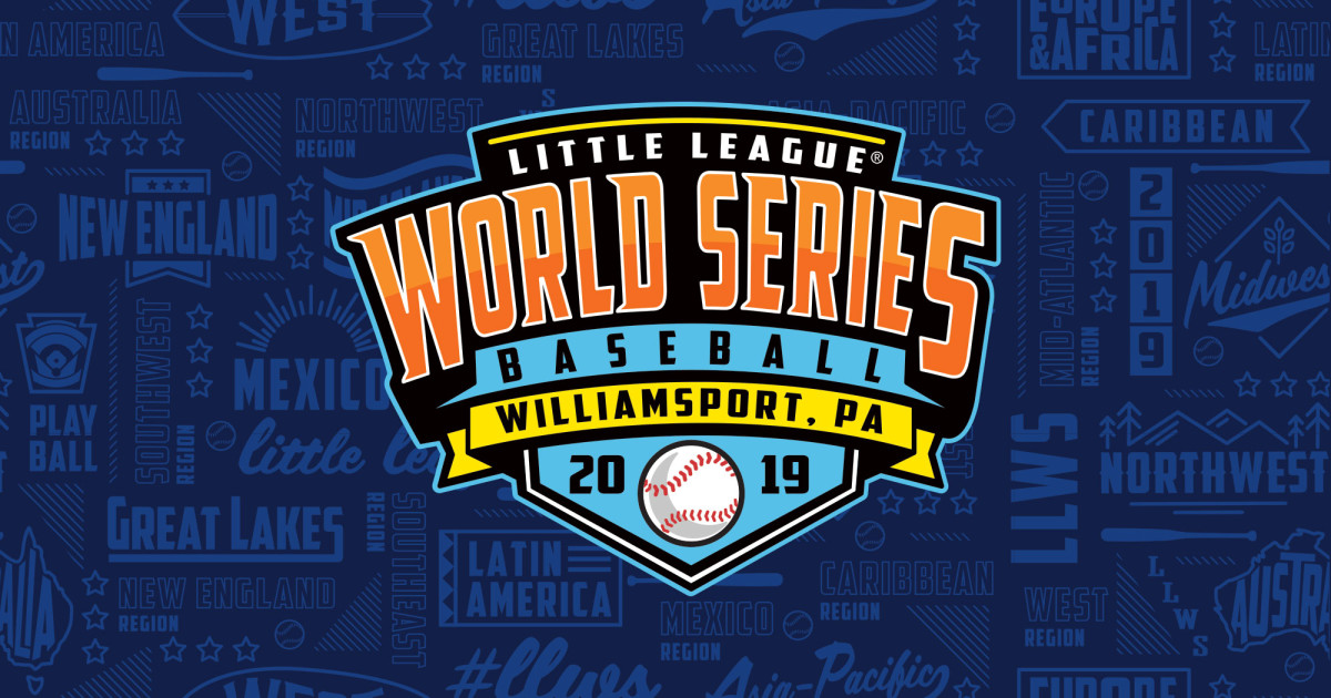 Auto Look Perfect >> Sweet 16: Little League Baseball® World Series Teams at a ...