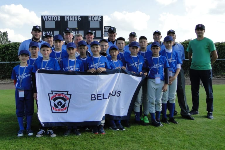 Little League Baseball Belarus Team