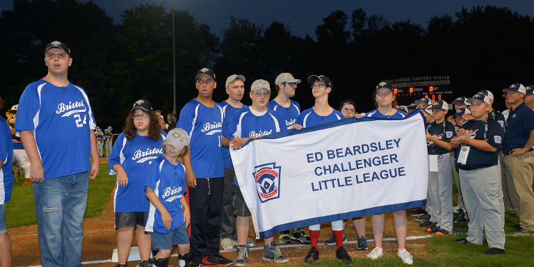 east-region-opening ceremonies-challenger-team-with-banner