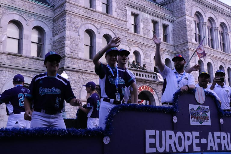 ea grand slam parade